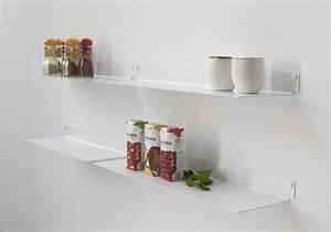 etagere murale cuisine teeline 4515 lot de 4 teebooks With etagere murale de cuisine