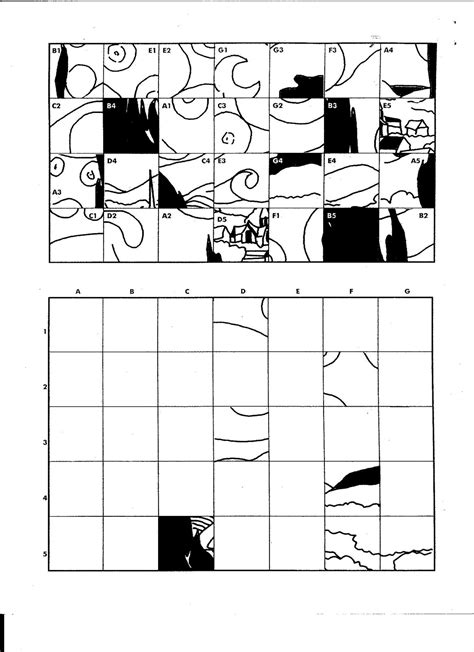 grid drawing worksheets new calendar template site