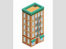 How to Create a Detailed Isometric Building in Adobe