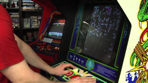 Classic Game Room Centipede Arcade Machine Review Youtube