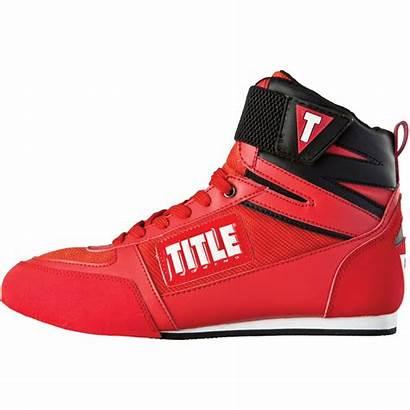 Boxing Shoes Title Box Elite Star Incite