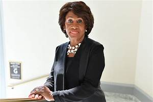 Rep. Maxine Waters Tells Supporters to Harass Trump ...