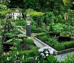 Gartengestaltung Bauerngarten Bilder : 122 bilder zur gartengestaltung stilvolle gartenideen f r sie pinterest gem segarten ~ Markanthonyermac.com Haus und Dekorationen