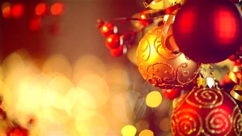 christmas   year decoration stock footage video