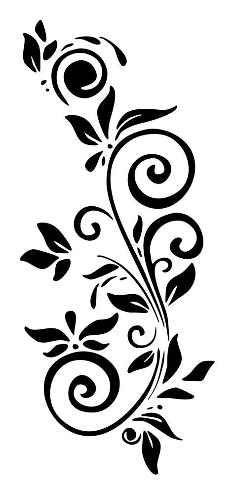 pochoir tatouage temporaire arabesque unik tattoo unik