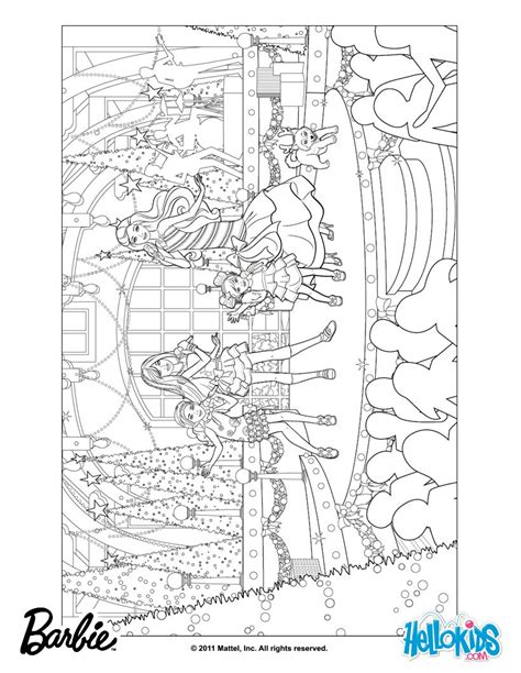 Images Of Barbie And Skipper Coloring Pages Golfclub
