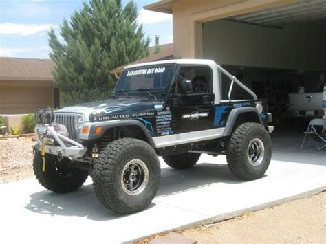 lj jeep for sale purchase used 2004 jeep wrangler unlimited rubicon lj 2