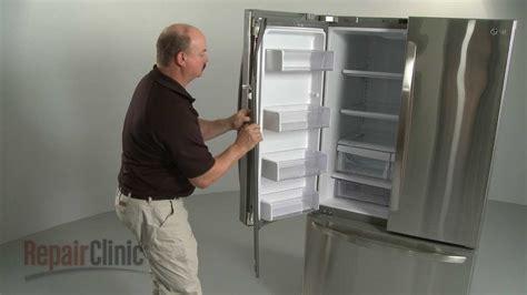 samsung refrigerator door replacement lg refrigerator door gasket retainer left 4931jj2002f