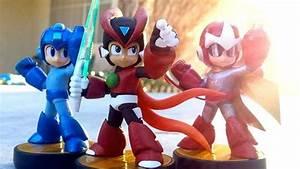 Custom Zero Amiibo By GandaKris Joins Proto Man And Mega