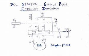 What Is Direct Online Starter  Dol   Working Principle  Starter Diagram  Applications