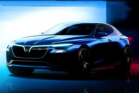 New Vinfast Suv And Saloon To Launch At Paris Motor Show