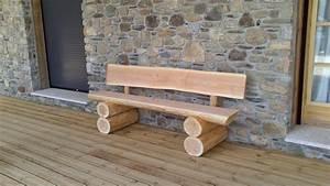 realisations rondins pyrenees constructions en fuste With maison rondin bois prix 10 table de restaurant