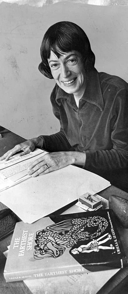 Ursula K. Le Guin (1929 - 2018)