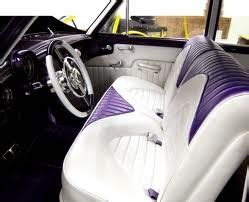 Trim And Upholstery Schools by 17 Best Images About Kustom Auto Interiors On