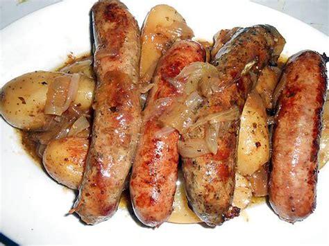 cuisiner saucisse de toulouse recette de saucisse toulouse maison segu maison