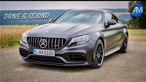 Vs C63s by 2019 Mercedes Amg C63s Coup 233 Drive Sound Turbo And