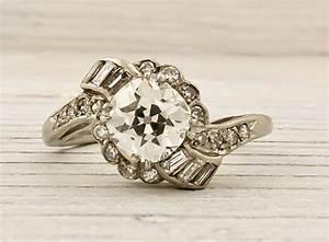 unique engagement rings vintage wwwpixsharkcom With unique vintage wedding rings