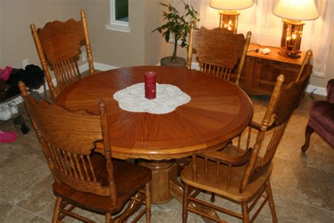 oak kitchen table set kitchen table and chairs round round dining tables