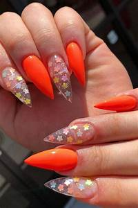 33 gorgeous clear nail designs to inspire you xuzinuo