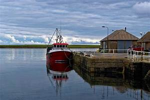 Fishing Boat Harbour Harbor Free Photo On Pixabay