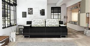 Schlafsofa 3 Sitzer Mit Bettkasten : sofa schlafsofa designer 3 sitzer sofa mit bettfunktion bettkasten couch neu vegas www ~ Bigdaddyawards.com Haus und Dekorationen