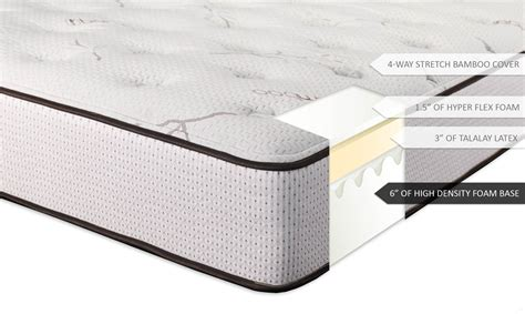Dreamfoam Bedding Ultimate Dreams by Dreamfoam Mattress Ultimate Dreams Firm