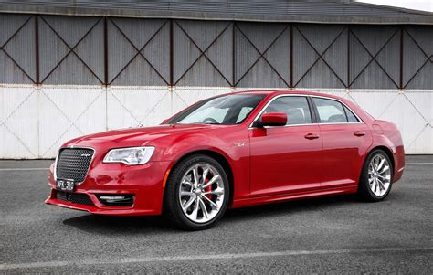 chrysler 300 srt gets a facelift still not available for