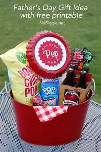 Father's Day gift idea: one stop pop shop
