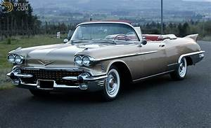 Cadillac Eldorado Cabriolet : classic 1958 cadillac biarritz serie 62 eldorado for sale 8921 dyler ~ Medecine-chirurgie-esthetiques.com Avis de Voitures