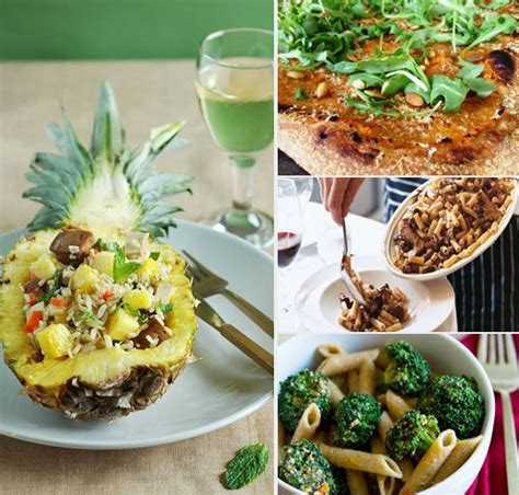 Our Readers' Favorite Vegetarian Dinner Party Dishes