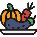 Icon Vegetables Veggies Healthy Verduras Gratis Vegetable