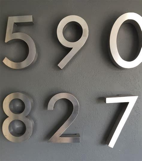 numeros de canal exterior  casa residenxiales acero