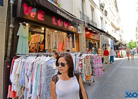 paris shopping  shopping  paris