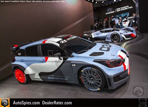 #iaa Hyundai Demonstrates It Is Deadly Serious About