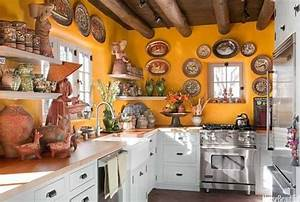 best 25 mexican home decor ideas on pinterest mexican With best brand of paint for kitchen cabinets with santa fe wall art