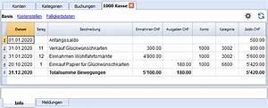 Einnahmen Ausgaben Rechnung Verein : so beginnen banana accounting software ~ Themetempest.com Abrechnung