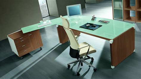 glass top work desk executive desks office executive desks executive