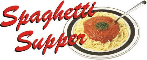 Spaghetti Dinner Clip Spaghetti Clipart Clipart Bay