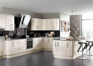 High Gloss Kitchen Designs - Quality Designs for All Budgets!