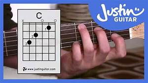 C How To : c chord guitar for beginners stage 3 guitar lesson ~ A.2002-acura-tl-radio.info Haus und Dekorationen