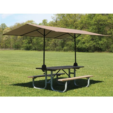 table canape top 28 picnic table shade pergolas outdoor and