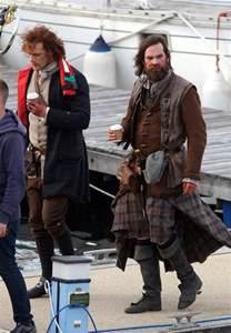Duncan Lacroix Outlander Scenes