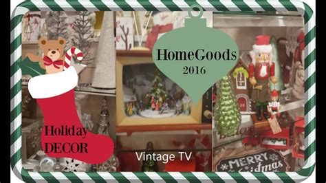 Homegoods Decor: Christmas Decorations: 2016 HomeGoods!