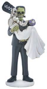 day of the dead wedding cake wedding cake toppers never dies