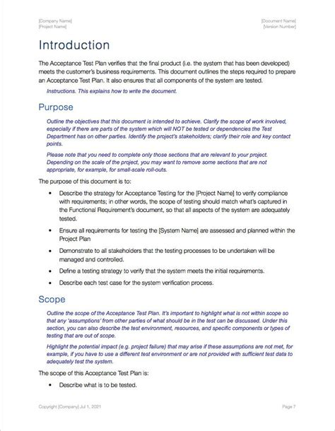 software testing templates apple iwork pagesnumbers
