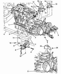 2007 Dodge Grand Caravan Engine Diagram