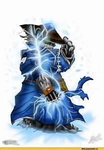 17+ Dota 2 Storm Spirit wallpapers HD free Download