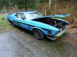 Reader's Find: 1971 Ford Mustang Mach 1