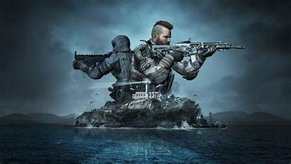 Duty Call Blackout Cod Ops Wallpapers Backgrounds