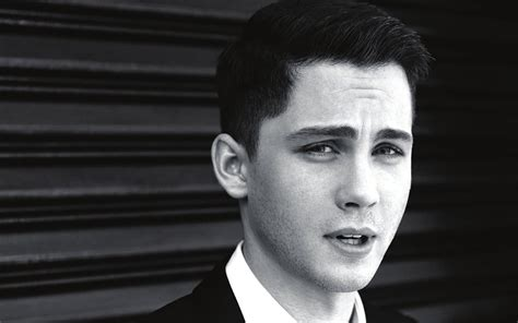 logan lerman wallpapers high quality resolution